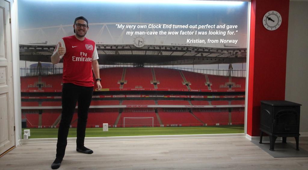 Arsenal 360º Emirates Stadium Wallpaper Arenaroom